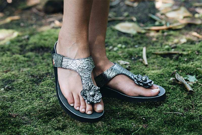 Op maat gemaakte slippers en sandalen